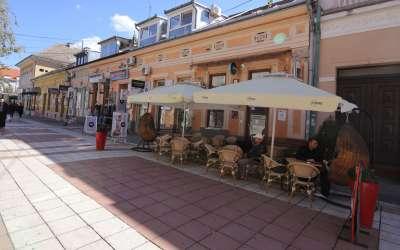 Kafe Amareto Njegoševa Pančevo