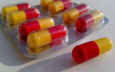 Antibiotik kapsula