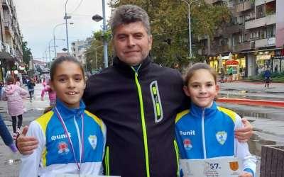 Atletičari Dinama