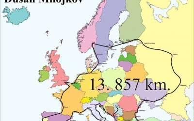Biciklom oko Evrope
