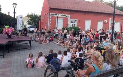 Predstava u Banatskom Brestovcu