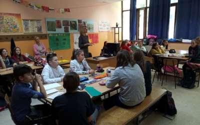 """Evrpski dan jezika u školi """"Bratstvo-jedinstvo"""" Pančevo"""