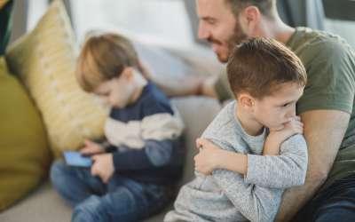Deca i otac