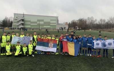 Dinamo sa gostima iz Temišvaara