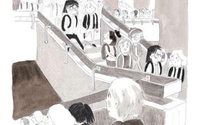 Dragana Radanović strip