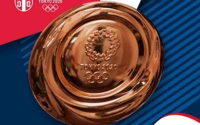 Sebić medalja