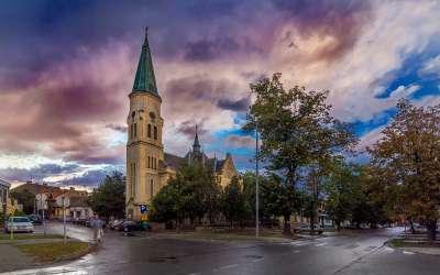 Evangelička crkva u Pančevu