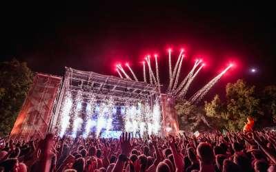 Glavna bina Exit festivala