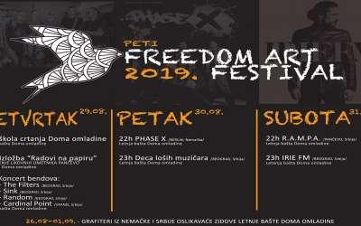 Freedom 2019