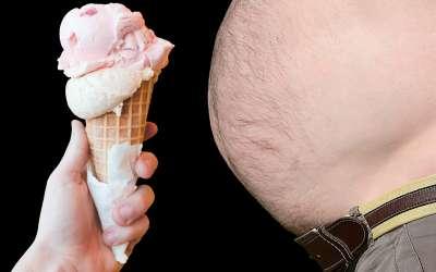 Stomak i sladoled