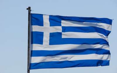 Grčka zastava