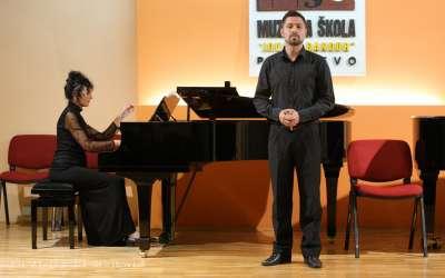Humannitarni koncert u Muzičkoj školi Jovan Bandur