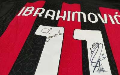 Ibrahimovićev dres