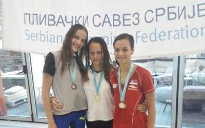 Vanja Grujić medalja zlatna medalja