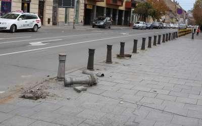 Trg Slobode Pančevo i Žarka Zrenjanina