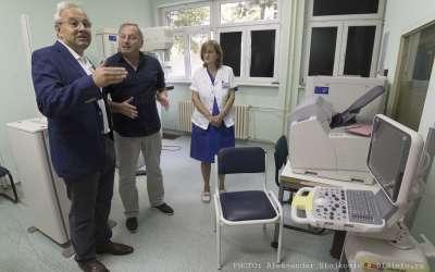 Ultrazvučni uređaj u pančevačkoj bolnici