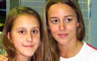 Anja i Andrea