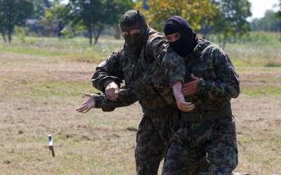 Pripadnici specijalne jedinice Vojske Srbije