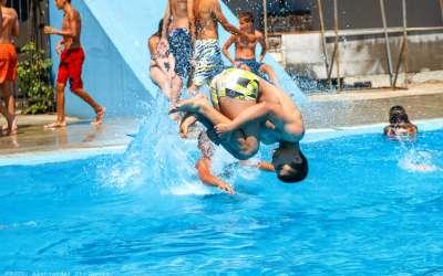 skok u bazen