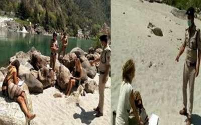 Indija turisti