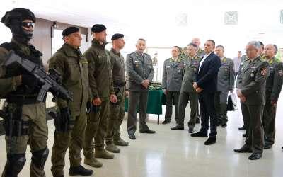 Uniforme vojske Srbije