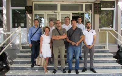 Ispred suda posle rasprave o stecaju Azotare