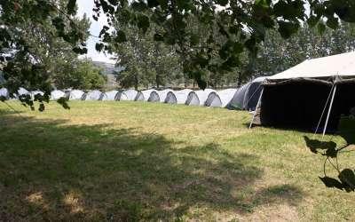 Izviđači kamp