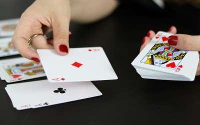 Karte kocka