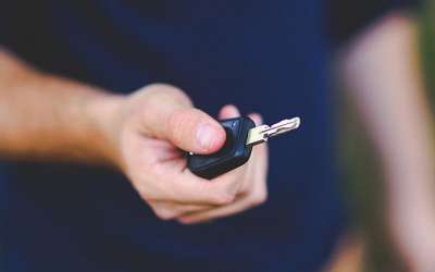 Ključevi za kola, automobil