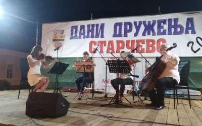 Koncert gudača u Starčevu