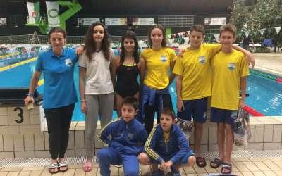 Plivači Dinama u Llubljani