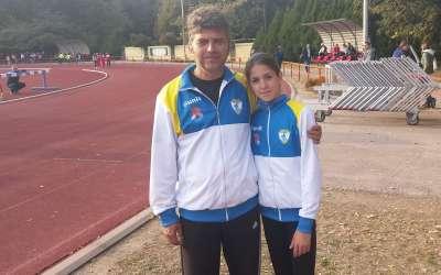 Marija Mrkela i Ljupčo Cvetkoski