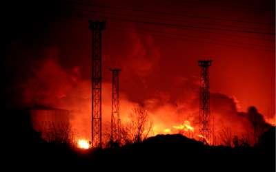 Bombardovanje Rafinerije 4. aprila 1999.