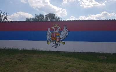 Mural sređen