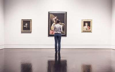 Umetnost posmatrač