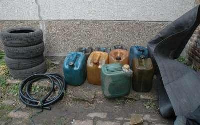 Zaplenjena nafta u Pančevu