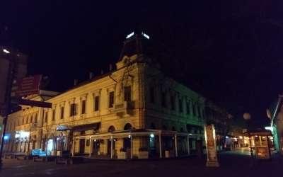 Noćna šetnja policijski čas