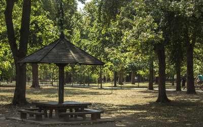 Pančevo, Narodna bašta