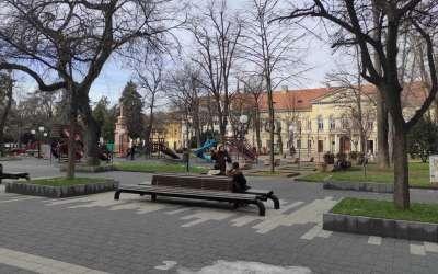Gradski park Pančevo