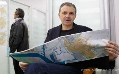 Aleksandar Stanojlović, autor novog Plana grada Pančeva