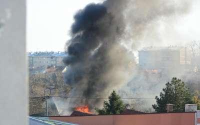 Požar Pančevo Josifa Marinkovića