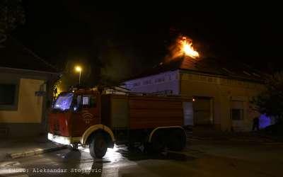 Požar u Lenjinovoj