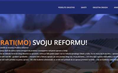 Pratimo reformu