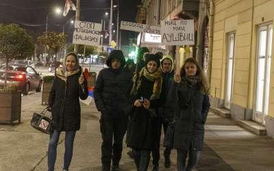 Protestna šetnja