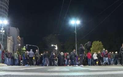 Protest zbog kovid propusnica