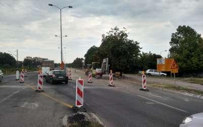 Prvomajska ulica Pančevo