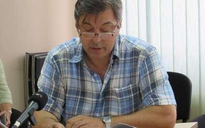 Aleksandar Radulović, direktor Vodovoda Pančevo