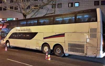 Autobus u raspadu