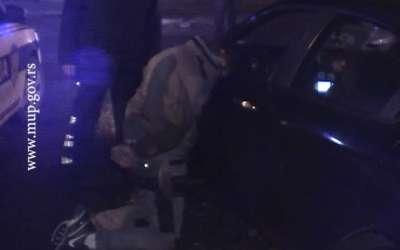 Hapšenje razbojnika u Pančevu