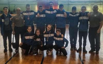 Rvaći Dinamo Pančevo U15
